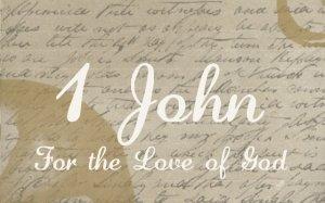 1 John Title slide